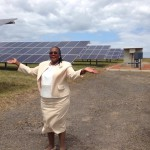Flying solar at George Airport