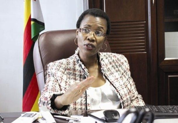 Gloria Magombo Chief Executive Officer