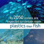 Oceans expected to contain more plastics than fish by 2050