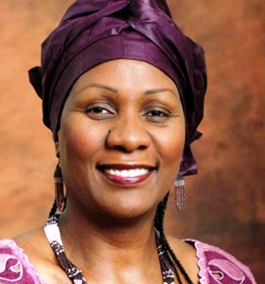 Thembisile Majola Deputy Minister Department Energy