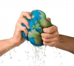 earth water sponge stewardship saving resources sustainable