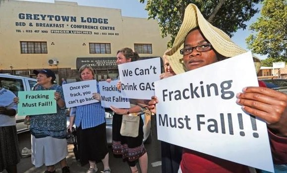 toyi-toyi fracking durban petrol drilling damage environment2