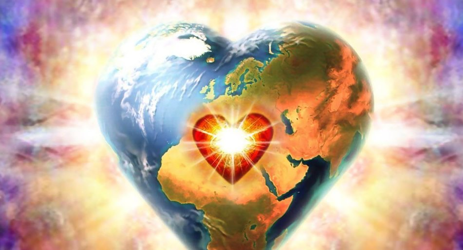 Planetary Heart Synchronized Meditation