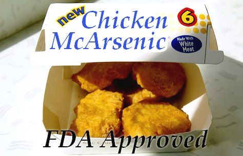 chicken america south africa trade import arsenic dumping food2