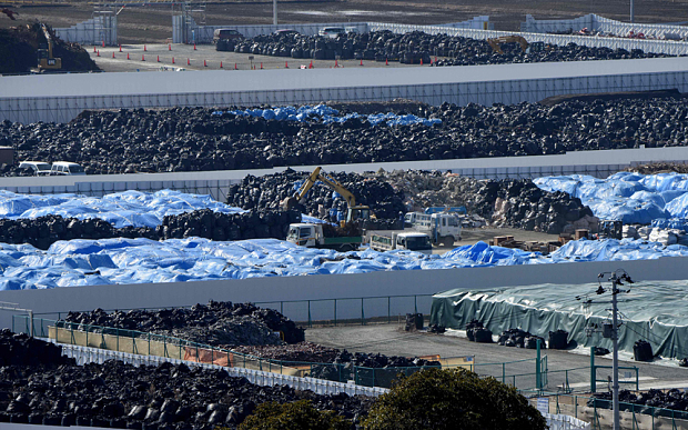 fukushima japan nuclear plant disaster leaking green times 2016 earthquake tsunami -3