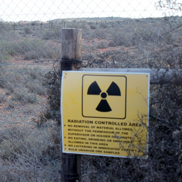 uranium mine karoo south africa protest petition green times