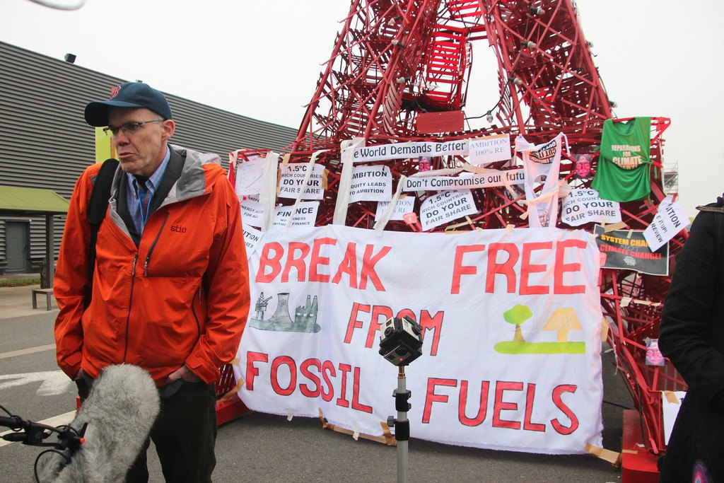 break free from fossil fuels -1