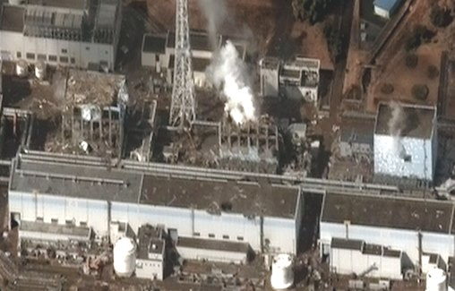 fukushima nuclear power plant earthquake