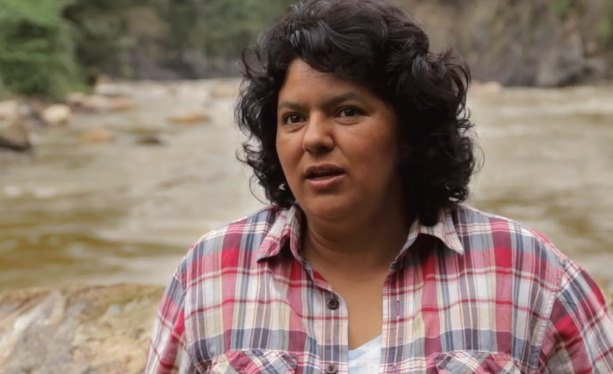 Remembering Slain Indigenous Rights Activist Berta Cáceres