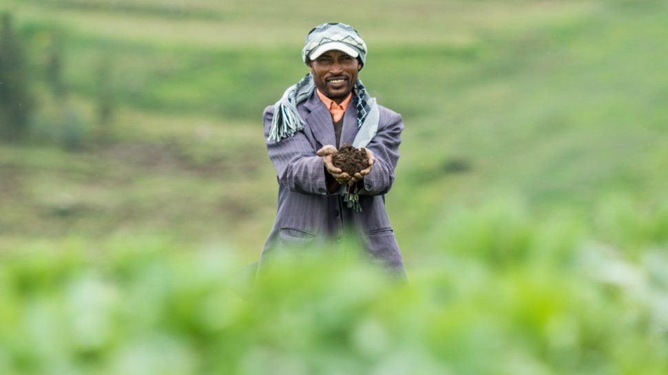 ethiopian farmers desert bloom drought climate change