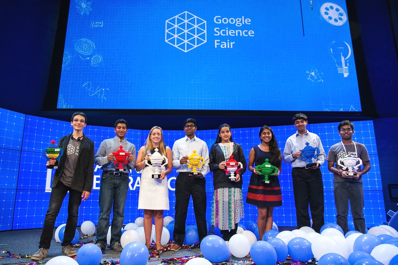 2015 Google Science Fair-ALL WINNERS