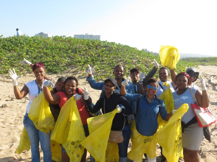 World Oceans Day Cleanup KZN 2016 2
