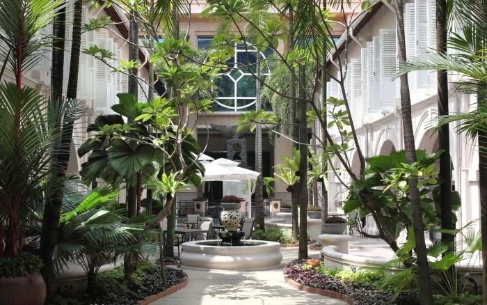 Cornell Hotel Sustainability Benchmark Index climate hotel type hospitality