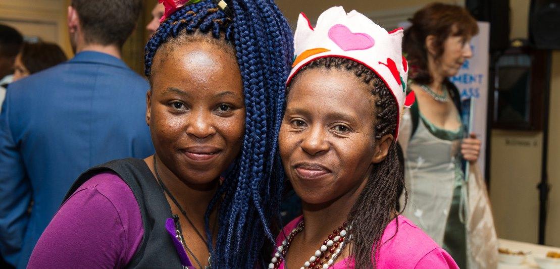Penz Malinga and Ntombenhle Mtambo
