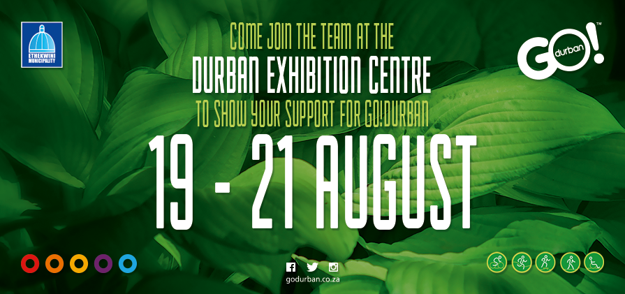 Go Durban Sustainable Living Exhibition Transport Rapid-5