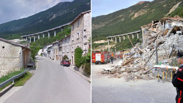 Italy earthquake Death toll 240 rescue efforts -5