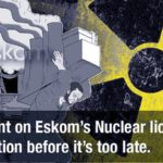 Comment on Eskom's nuclear licence application before it's too late