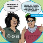 Recycling videos now available in five official languages