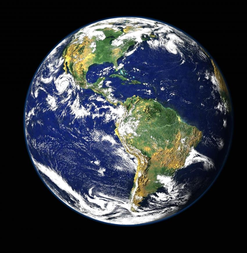earth-western-hemisphere-nasa-atmospheric-climate-cycle-disruption