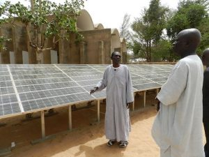 local content renewable energy projects africa
