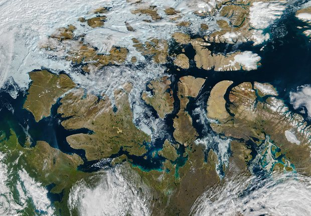 northwest-passage-nasa-satellite-image-sea-ice-lowest-ever