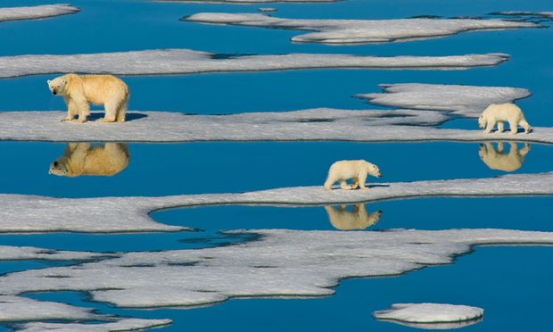 ocean warming greatest challenge of generation