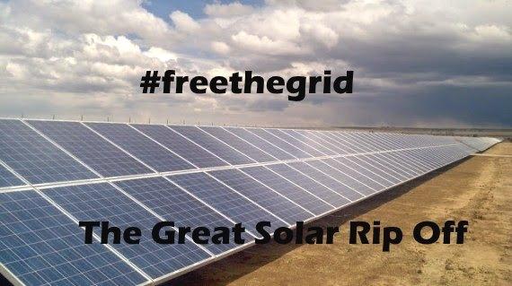 south africa eskom solar ripoff renewable energy