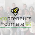 Ecopreneurs for the climate gather for Green Business Week