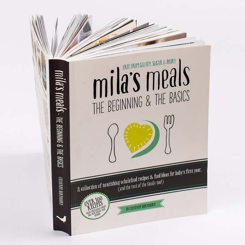 milasmeals-thebeginningsandthebasics-softcover