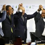 The Paris climate agreement is now official