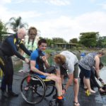 Diving freedom for disabled divers