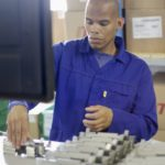 Using recycling to create jobs for the disabled