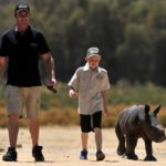 SA's young eco-warrior makes it to Brisbane to claim Steve Irwin Award