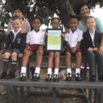 Kabega Primary wins clean-up and recycling competition