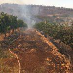 Somerset West fires still not under control