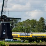 Today all Dutch trains are powered 100% by wind energy