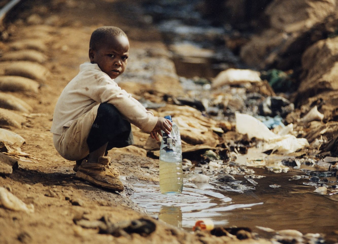 lack of water a crisis in A documentary on the lack of clean water in africa i do not own any songs in this video.