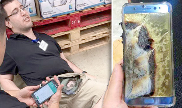 Global protests push Samsung to finally recycle Galaxy Note 7
