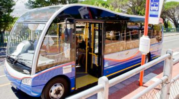 Cape Town goes green with a fleet of electric buses