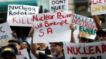 Western Cape High Court sets aside all nuclear deals