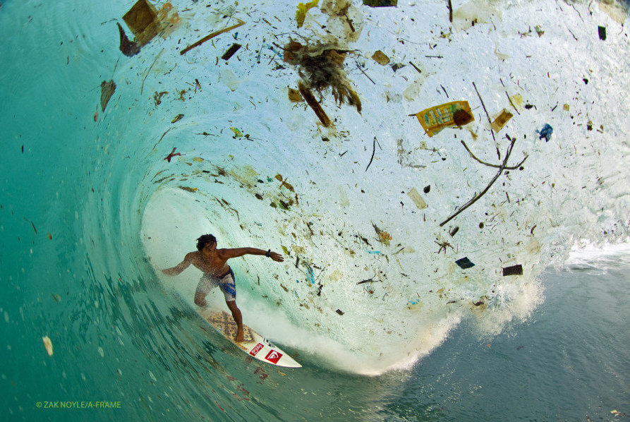 Great Pacific Garbage Patch There Is An Island Of Trash Twice The Size Texas Floating In Ocean