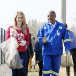 Joburg Mayor joins Miss Earth SA for World Environment Day street clean-up