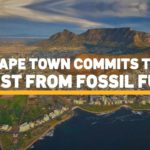 Cape Town heeds the fossil fuel divestment call