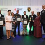 Rhino conservation heroes honoured at awards dinner