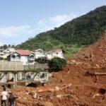 Sierra Leone mudslides: responding to the crisis