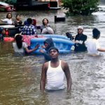 Nightmarish scenes in Houston: a global warning