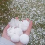 Thunderstorms hit Gauteng as hail lashes province