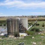 Sewage overflows in Mpumalanga, contaminating fresh water
