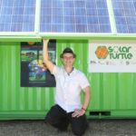 Young entrepreneur brings solar solutions to townships