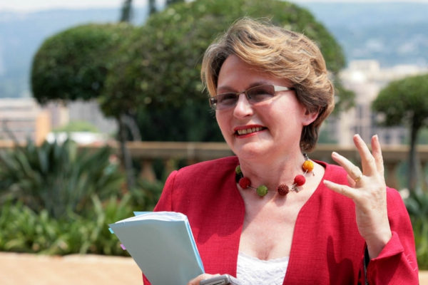 Premier Zille answers Cape water crisis questions – The Green Times Helen Zille